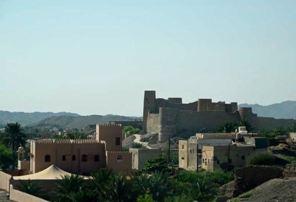 fort Bahla Oman
