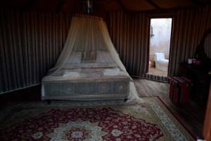 overnachten in de woestijn oman
