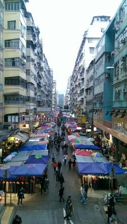 Hong kong, interview met een wereldburger daar