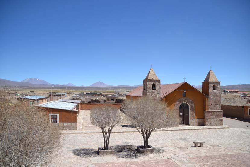 dorpje Bolivia