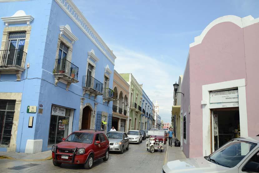 rondreis door yucatan, mexico