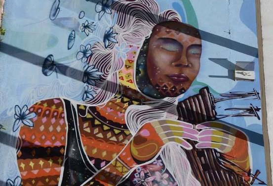 Art Bacalar Mexico