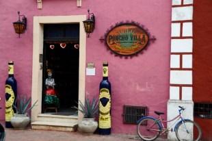 Speciaalzaak voor tequila en mezcal in Merida Mexico
