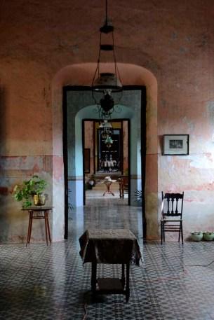 Hacienda interier Mexico Yucatan