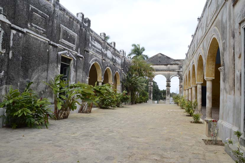 Mexico Hacienda historie Yucatan