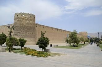 Fort in Shiraz Iran