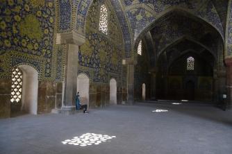 Jameh moskee Esfahan bezienswaardigheid Iran