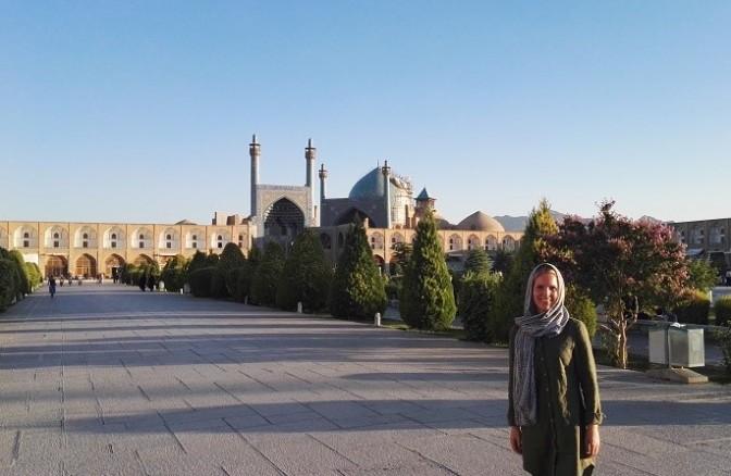 Highlights Esfahan, the square iran blog