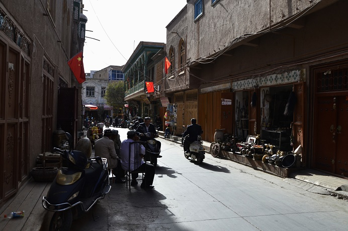 kashgar-smalle-straatjes-old-town-china