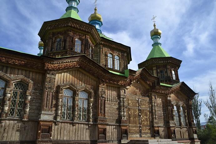 kerk-karakol-kirgizie
