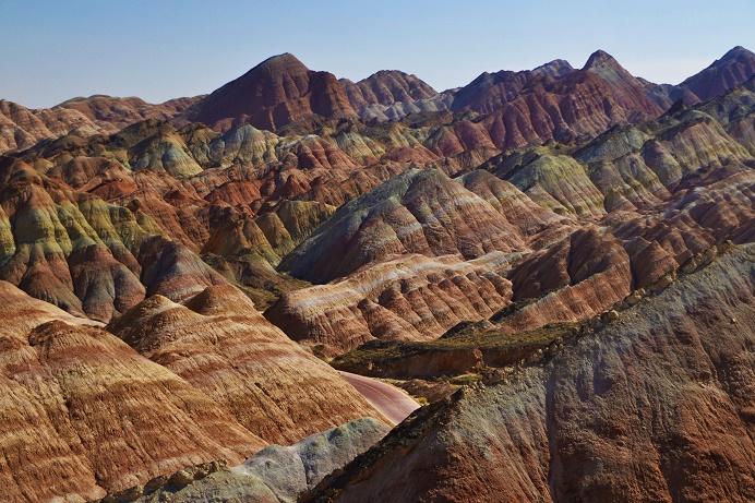 danxia-landforms-china
