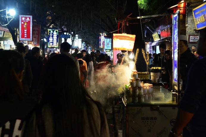 moslimwijk-xian-china-night-market